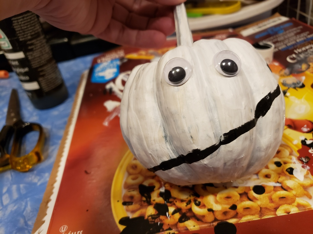 Ghoulish Gourds