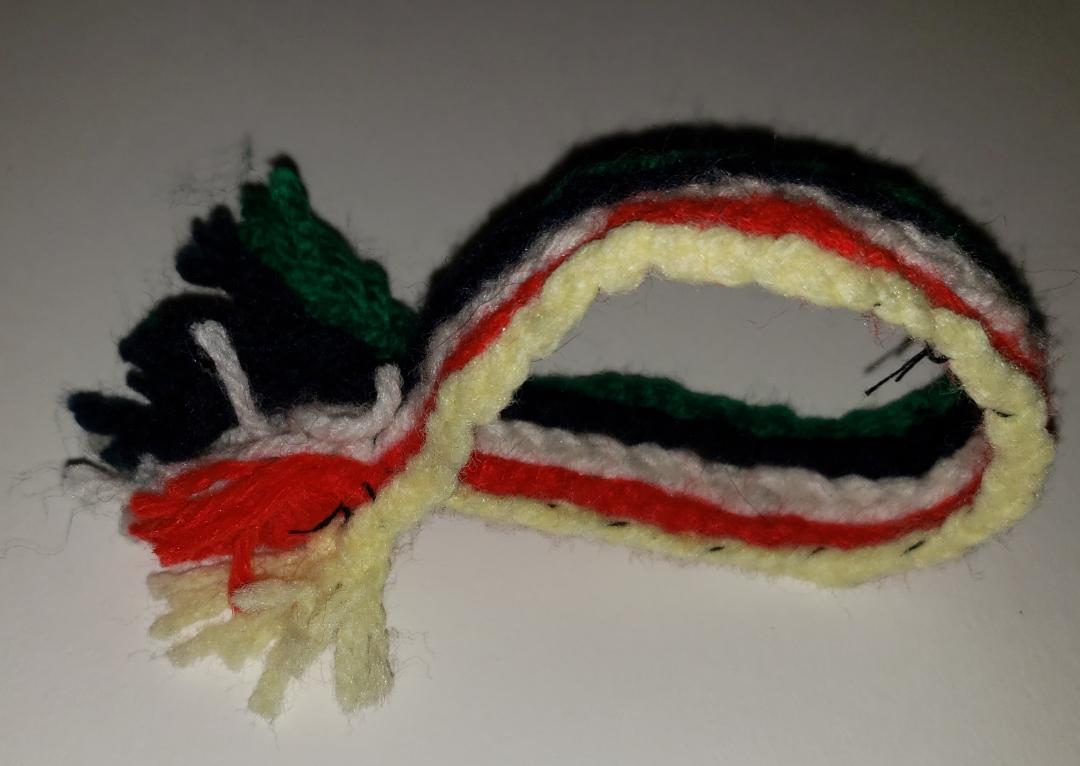 metis inspired bracelet